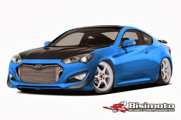 2013-Hyundai-Genesis-Coupe-by-Bisimoto-Engineering-front-three-quarter-796x528