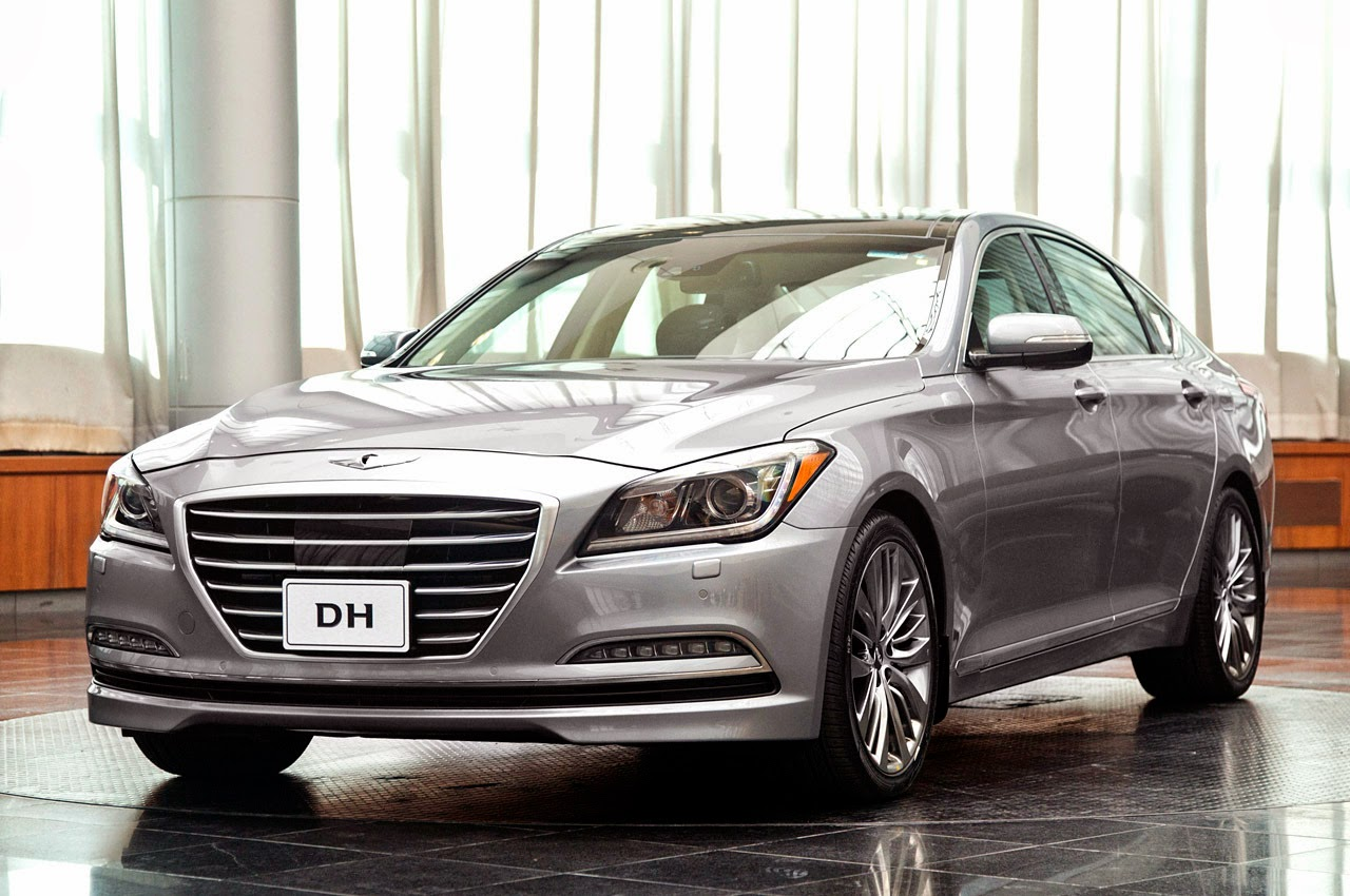 Three Key Features That Excel The 2015 Hyundai Genesis