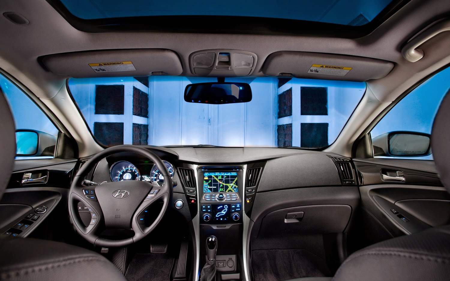 2015 hyundai sonata to feature second generation bluelink technology powered by google. Black Bedroom Furniture Sets. Home Design Ideas