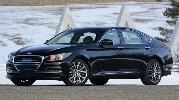 Hyundai Genesis, CH